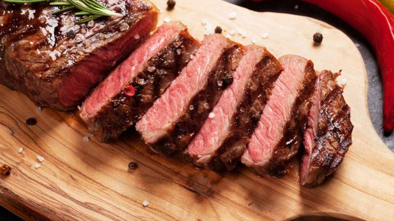 מידות עשייה של בשר